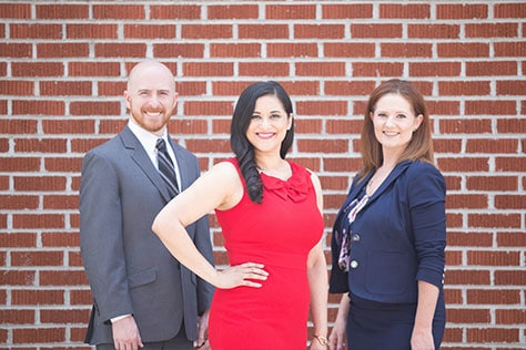 Attorney Sherry Lankford and TML Staff